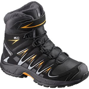 Salomon XA Pro 3D Winter TS Climashield Boot -  Little Boys'
