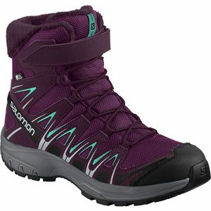 Salomon XA Pro 3D Winter TS CS Waterproof Boot - Girls'