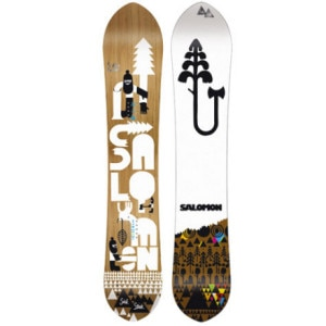 5a77667318bb Salomon  Sick Stick Snowboard (Men s Snowboards)