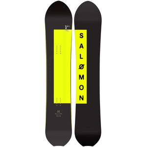 Salomon First Call Snowboard - Hillside Project
