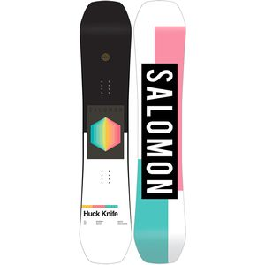 Salomon Huck Knife Grom Snowboard - Kids'