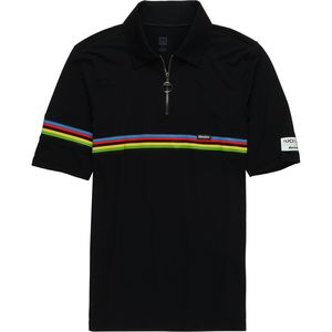 Santini UCI Wool Polo Shirt - Men's