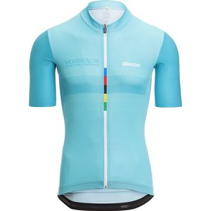 Santini 1974 Road World Championships Montreal, Canada Jersey - Men's