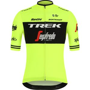 Santini Trek Fan Line Blend Jersey - 2019 - Men's