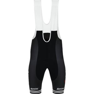 Santini Trek Fan Line Prime Bibshorts - 2019 - Men's