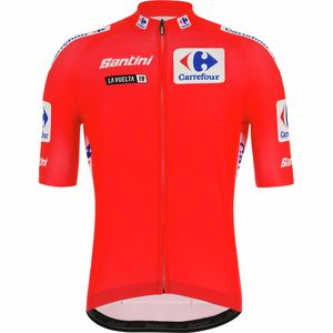 Santini La Vuelta Leader of Class Short-Sleeve Jersey - Men's
