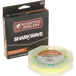 Scientific Anglers Saltwater Titan Taper Fly Line