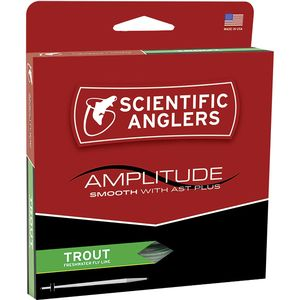 Scientific Anglers Amplitude Smooth Trout Taper Fly Line