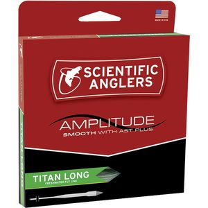 Scientific Anglers Amplitude Smooth Titan Long Taper Fly Line