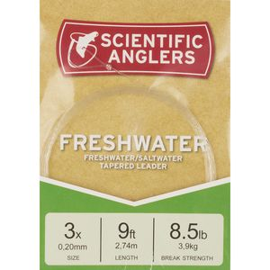 Scientific Anglers Premium Nylon Leader - Single Pack