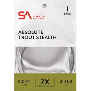 Scientific Anglers Absolute Trout Stealth