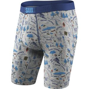 Saxx Vibe Long Leg Modern Fit Underwear - Men's