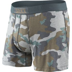 Saxx Ultra Free Agent with Fly Boxer - Men's