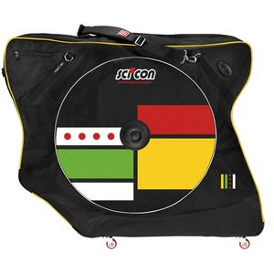 SciCon Limited Edition Aero Comfort Plus 2.0 Travel Bike Case