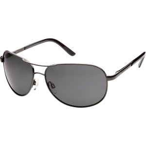 Suncloud Polarized Optics Aviator Polarized Sunglasses