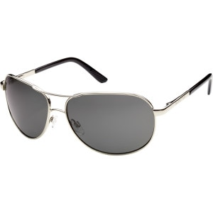 Suncloud Polarized Optics Aviator Polarized Sunglasses - Men's