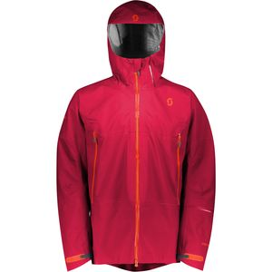 Scott Vertic Tour Hooded Jacket - Men's