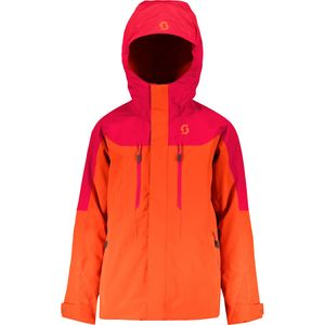 Scott Vertic Hooded Jacket - Boys'