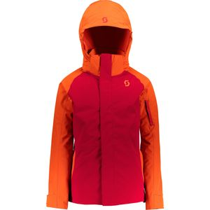 Scott Ultimate Dryo 10 Hooded Jacket - Boys'