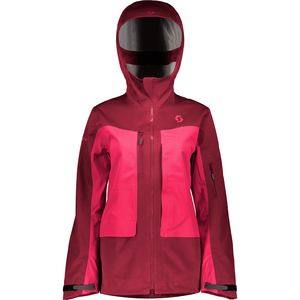Scott Vertic 3L Hooded Jacket - Women's