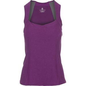 Sierra Designs Hiking Tank Top With Bra - Women's