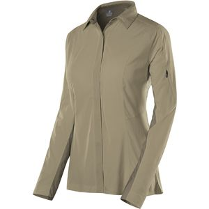 Sierra Designs Solar Wind Shirt - Long-Sleeve - Women's