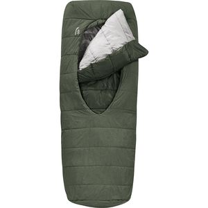 Sierra Designs Frontcountry Sleeping Bag: 27 Degree Synthetic