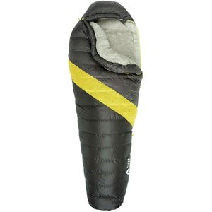 Sierra Designs Nitro 800 Dridown Sleeping Bag: 0 Degree Down