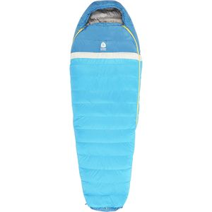 Sierra Designs Zissou 650FP Sleeping Bag: 35 Degree Down