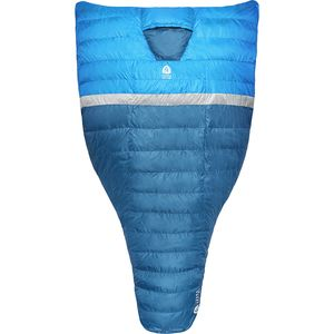 Sierra Designs Backcountry Quilt 700 Dridown Sleeping Bag: 35 Degree Down