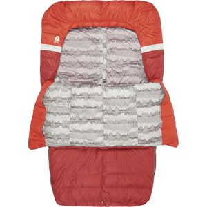Sierra Designs Backcountry Bed Duo 700: 20 Degree Down
