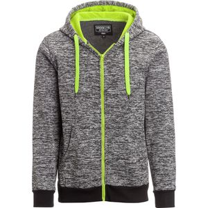 Seena Spacedye Full-Zip Hoodie - Men's