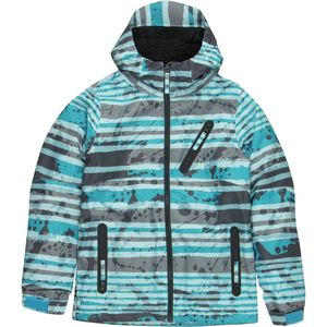 Trail Insulated Jacket Boys