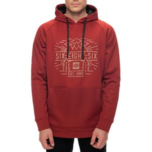 686 Knockout Bonded Fleece Pullover Hoodie - Men's