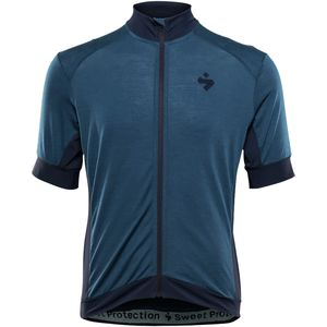 Sweet Protection Crossfire Merino Short-Sleeve Jersey - Men's