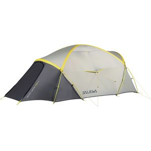 Salewa Sierra Leone Pro III Tent: 3-Person 3-Season
