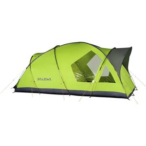 Salewa Alpine Lodge IV Tent: 4-Person 3-Season