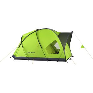 Salewa Alpine Hut IV Tent: 4-Person 3-Season