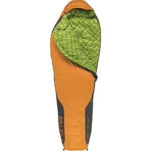Salewa Fusion Hybrid Sleeping Bag: 6F Degree Synthetic