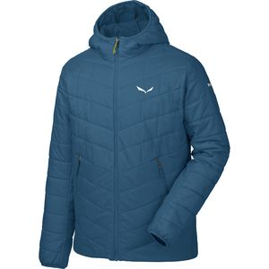 Salewa Fanes Hooded Insulated Jacket - Men's