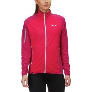 Salewa Puez Plose 4 PL Full-Zip Jacket - Women's
