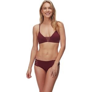 Seafolly  Active Multi Rouleau Bralette Bikini Top - Women's