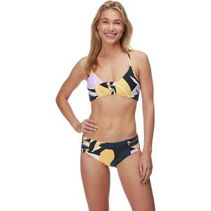 Seafolly  Cut Copy Multi Strap Hipster Bikini Bottom - Women's