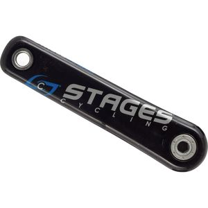 Stages Cycling Carbon Single Leg Power Meter Crank Arm for SRAM Mountain Cranks - BB30