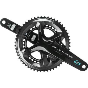 Stages Cycling Shimano Dura-Ace R9100 Gen 3 Dual-Sided Power Meter Crankset