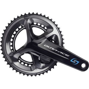 Stages Cycling Shimano Dura-Ace R9100 R Gen 3 Power Meter Crank Arm with Chainrings