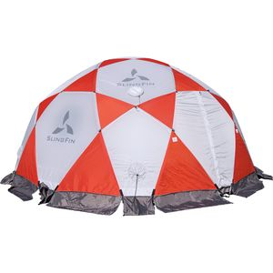 SlingFin Kahiltna Dome Tent: 4-Season 12-Person