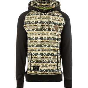 Saga Academics Riding Pullover Hoodie - Men's