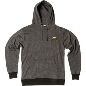 Saga Quilted Pullover Hoodie - Men's