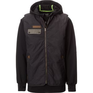 Saga Puff Polly Combo Jacket - Men's